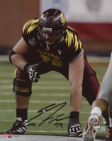 Eric Fisher Signed Central Michigan Chippewas 8x10 Photo (Fanatics Hologram) at PristineAuction.com