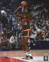 Bob Dandridge Signed Bucks 8x10 Photo (Schwartz Sports COA) at PristineAuction.com