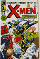 "Stan Lee Signed 1999 ""X-Men"" Issue #1 German Anniversary Marvel Comic Book (Lee COA) at PristineAuction.com"