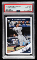 Aaron Judge 2018 Donruss #148 (PSA 10) at PristineAuction.com