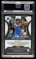 Zion Williamson 2019-20 Panini Prizm Draft Picks #64 (PSA 10) at PristineAuction.com