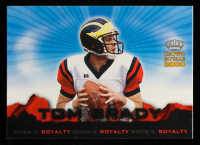 Tom Brady 2000 Crown Royale Rookie Royalty #2 at PristineAuction.com
