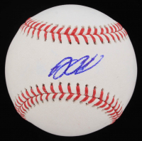 Roy Oswalt Signed OML Baseball (Beckett COA) at PristineAuction.com