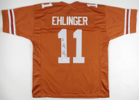 Sam Ehlinger Signed Jersey (JSA COA) at PristineAuction.com