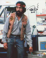 """Tommy Chong Signed 8x10 Photo Inscribed """"2021"""" (JSA COA) at PristineAuction.com"""