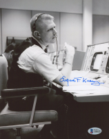 Gene F. Kranz Signed 8x10 Photo (Beckett COA) at PristineAuction.com