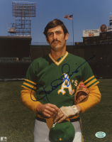 Rollie Fingers Signed Athletics 8x10 Photo (Stacks of Plaques COA) at PristineAuction.com