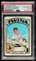 Harmon Killebrew Signed 1972 Topps #51 (PSA Encapsulated) at PristineAuction.com