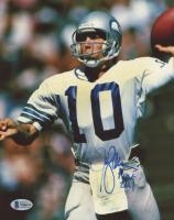 Jim Zorn Signed Seahawks 8x10 Photo (Beckett COA) at PristineAuction.com