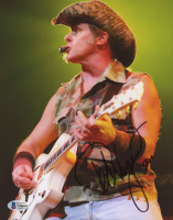 Ted Nugent Signed 8x10 Photo (Beckett COA) at PristineAuction.com