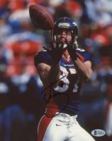 Ed McCaffrey Signed Broncos 8x10 Photo (Beckett COA) at PristineAuction.com