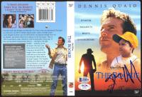 "Dennis Quaid Signed ""The Rookie"" 7.25x10.5 DVD Cover (Beckett COA & PSA Hologram) (See Description) at PristineAuction.com"