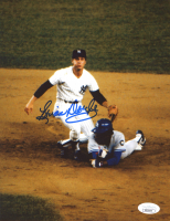 Brian Doyle Signed Yankees 8x10 Photo (JSA COA) at PristineAuction.com