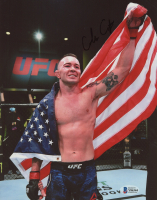 "Colby ""Chaos"" Covington Signed UFC 8x10 Photo (Beckett COA) at PristineAuction.com"