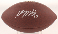 Davante Adams Signed NFL Football (Beckett COA) at PristineAuction.com