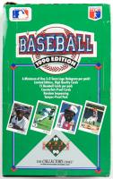1990 Upper Deck Baseball Box of (36) Packs (See Description) at PristineAuction.com