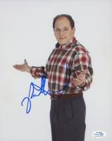 "Jason Alexander Signed ""Seinfeld"" 8x10 Photo (AutographCOA COA) at PristineAuction.com"