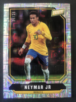 Neymar Jr. 2018 Panini National Convention Escher Squares #77 at PristineAuction.com