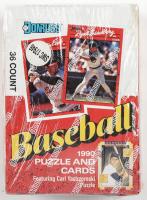 1990 Donruss Baseball Wax Box of (36) Packs (See Description) at PristineAuction.com
