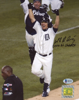 "Magglio Ordonez Signed Tigers 8x10 Photo Inscribed ""2006 AL Champs"" (Beckett COA) at PristineAuction.com"
