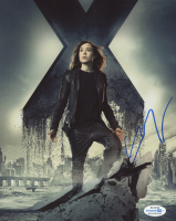 "Elliot Page Signed ""X-Men: Days of Future Past"" 8x10 Photo (AutographCOA COA) at PristineAuction.com"