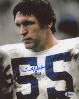Lee Roy Jordan Signed Cowboys 8x10 Photo (Beckett COA) at PristineAuction.com