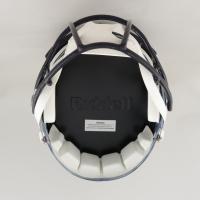 "Terrell Davis Signed Broncos Full-Size Speed Helmet Inscribed ""HOF 17"" (JSA COA) at PristineAuction.com"