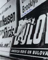 Duke Snider Signed Dodgers 16x20 Photo (Beckett COA) (See Description) at PristineAuction.com