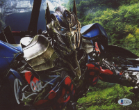 """Peter Cullen Signed """"Transformers: Age of Extinction"""" 8x10 Photo (Beckett COA) at PristineAuction.com"""