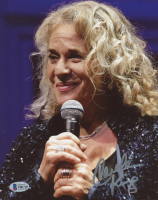 Carole King Signed 8x10 Photo (Beckett COA) at PristineAuction.com