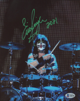 "Eric Singer Signed KISS 8x10 Photo Inscribed ""2021"" (Beckett COA) at PristineAuction.com"