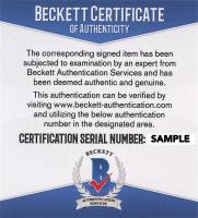 "Mya Harrison Signed 8x10 Photo Inscribed ""XOXO (Beckett COA) (See Description) at PristineAuction.com"