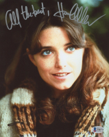 "Karen Allen Signed 8x10 Photo Inscribed ""All The Best"" (Beckett COA) (See Description) at PristineAuction.com"