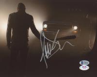 "Jeffrey Dean Morgan Signed ""The Walking Dead"" 8x10 Photo (Beckett COA & PSA Hologram) at PristineAuction.com"