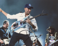 Tom Morello Signed 8x10 Photo (Beckett COA & PSA Hologram) at PristineAuction.com