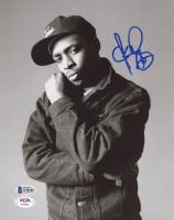 Chuck D Signed 8x10 Photo (Beckett COA & PSA Hologram) at PristineAuction.com