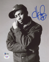 Chuck D Signed 8x10 Photo (Beckett COA & PSA Hologram) at PristineAuction.com