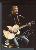 Kenny Loggins Signed 8x10 Photo (Beckett COA & PSA COA) at PristineAuction.com