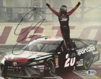 Erik Jones Signed NASCAR 8x10 Photo (Beckett COA) at PristineAuction.com