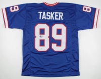 Steve Tasker Signed Jersey (Beckett COA) at PristineAuction.com