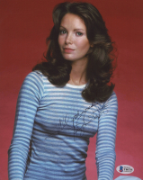 """Jacklyn Smith Signed 8x10 Photo Inscribed """"All Good Wishes"""" (Beckett COA) (See Description) at PristineAuction.com"""
