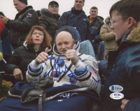Scott Kelly Signed 8x10 Photo (Beckett COA & PSA Hologram) at PristineAuction.com