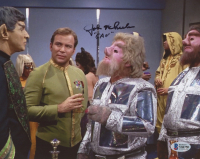 "John Wheeler Signed ""Star Trek"" 8x10 Photo Inscribed ""Gav"" (Beckett COA) (See Description) at PristineAuction.com"