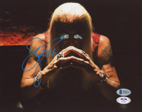 Dee Snider Signed 8x10 Photo (Beckett COA & PSA COA) at PristineAuction.com