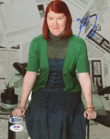 """Kate Flannery Signed """"The Office"""" Signed 8x10 Photo (Beckett COA & PSA COA) at PristineAuction.com"""