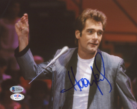 Huey Lewis Signed 8x10 Photo (Beckett COA & PSA Hologram) at PristineAuction.com