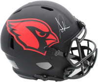 Simeon Rice Signed Cardinals Full-Size Authentic On-Field Eclipse Alternate Speed Helmet (Radtke COA) at PristineAuction.com