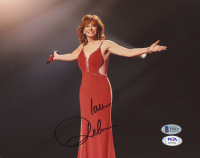 "Reba McEntire Signed 8x10 Photo Inscribed ""Love"" (Beckett COA & PSA COA) at PristineAuction.com"