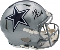 Jaylon Smith Signed Cowboys Full-Size Authentic On-Field Speed Helmet (Radtke COA) at PristineAuction.com