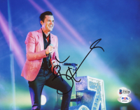 Brandon Flowers Signed 8x10 Photo (Beckett COA & PSA Hologram) at PristineAuction.com